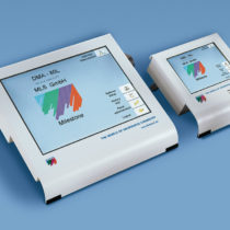 Mercury analyser control terminal