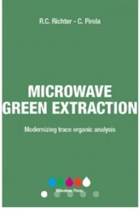 Microwave green extraction book