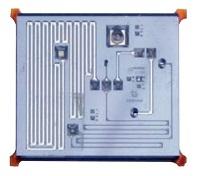 Micro GC micro-machined injector