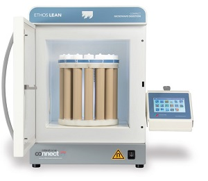 Microwave digestion system Ethos LEAN
